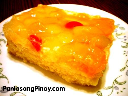 """Crema de Fruta is a layered Filipino dessert made-up of sponge cake, custard, a fruit coktail layer, and topped with gelatin. This is considered as a special dessert because the preparation and ingredients involved are above ordinary. This cake recipe is a mainstay during Christmas dinner or """"Noche Buena"""" and other special occasions. Crema de Fruta"""