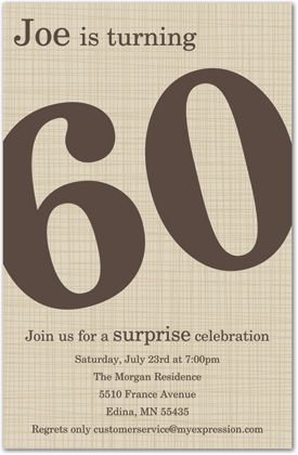 1000 Images About 60th Birthday Party Ideas On Pinterest
