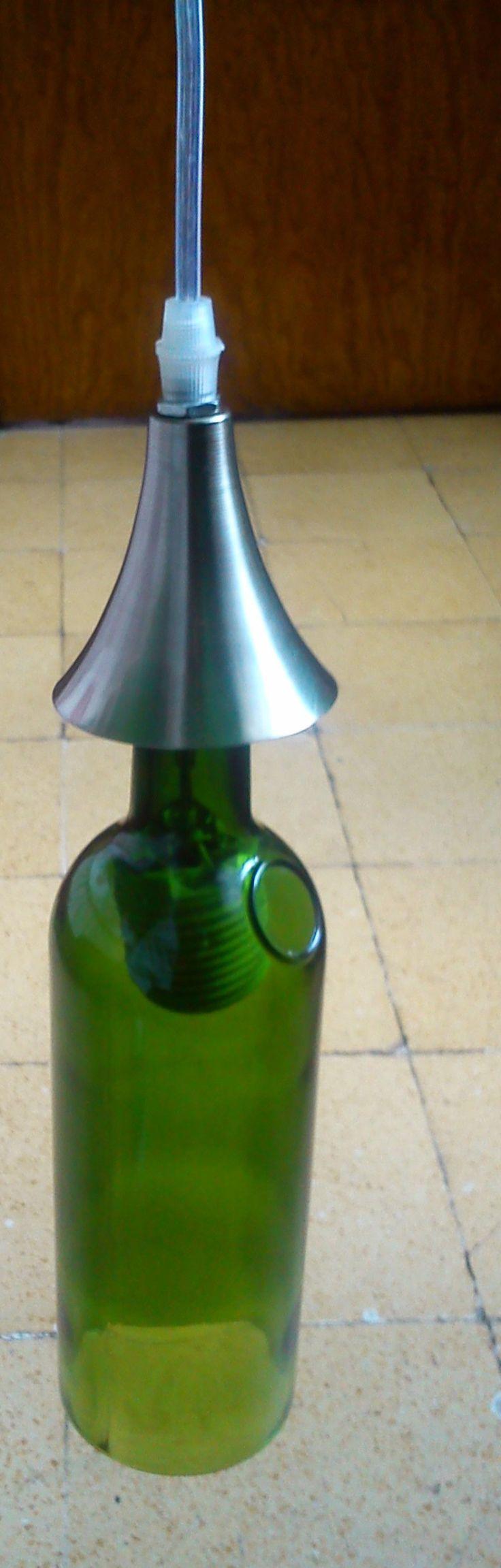 Lámpara colgante (De techo) MXN350 Pideal desde https://www.facebook.com/ReDoRecicla o a redorecicla@hotmail.com