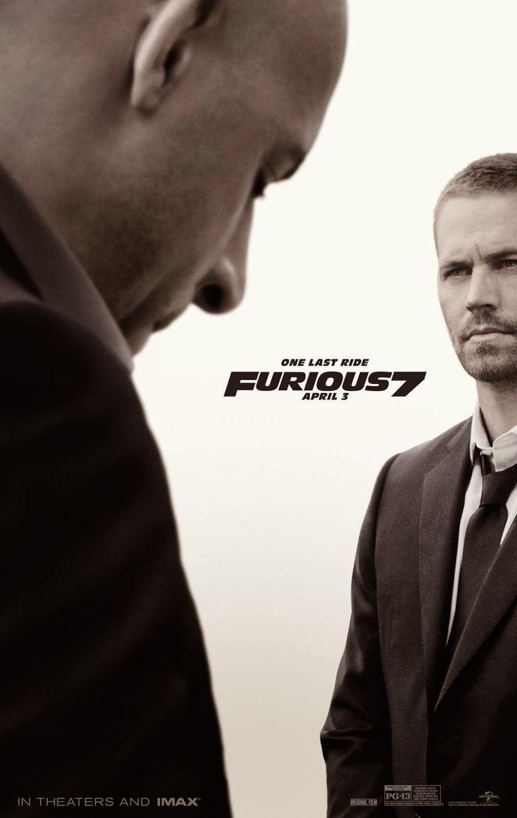 Elokuva Trailerit: Furious 7 Official International Trailer