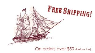 Canadian National Fabrics free shipping on orders over $50