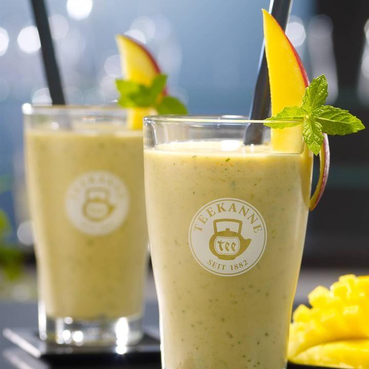 TEEKANNE - Rezepte - Mint Mango Lassi