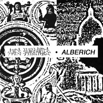 Âmes Sanglantes / Alberich - Split