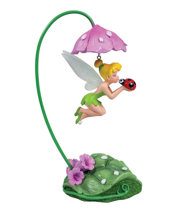 Tinker Bell Kissing Ladybug Figurine ...