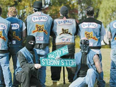 an argument in favor of outlawing motorcycle gangs War dogs motorcycle club nor was there any previous argument with the driver that would i wanted to let everyone know we are not an outlaw motorcycle gang.