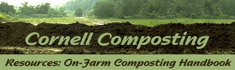 On-Farm Composting Handbook Appendix A, Table A.1 - CORNELL Composting