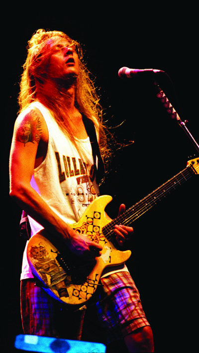 Jerry Cantrell talks 'Devils & Dinosaurs' | GuitarPlayer
