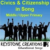 Civics and Citizenship Album Download: Songs for Teaching® Educational Children's Music