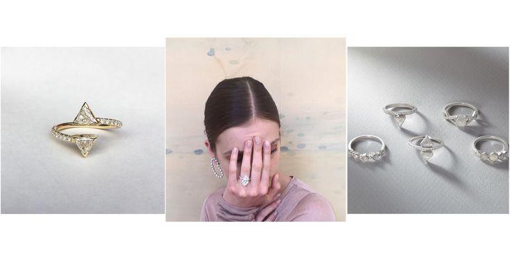 Rachel Boston à Londres, Eva Fehren ou KatKim à New York, en passant par l'atelier de Sarah Appleton dans le Marais parisien, tour d'horizon de cette nouvelle garde inspirée, qui