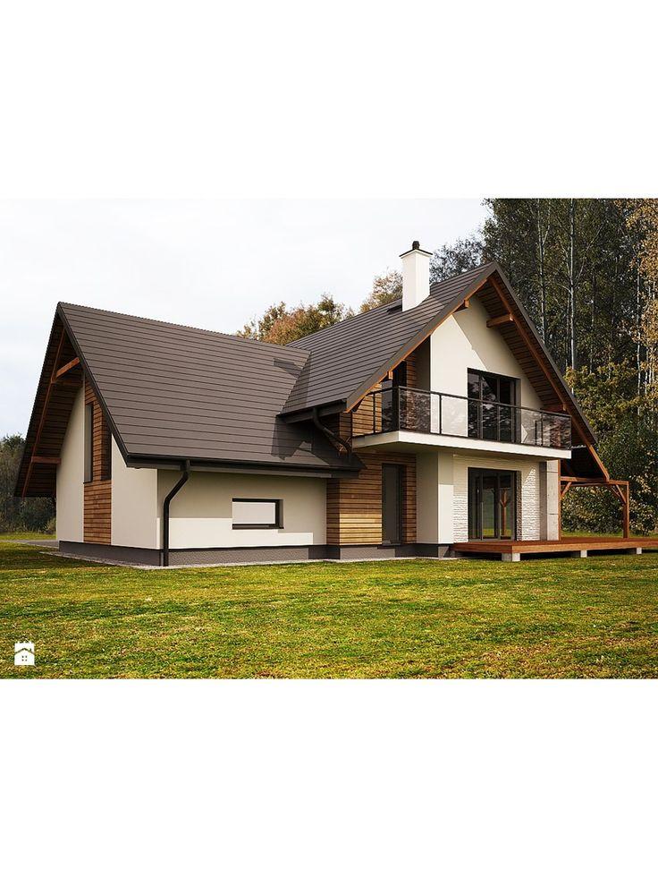Domy styl Tradycyjny - zdjęcie od 3ESDESIGN