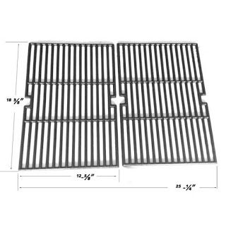 Grillpartszone- Grill Parts Store Canada - Get BBQ Parts,Grill Parts Canada: Cuisinart Cooking Grates | Replacement 2 Pack Cast...