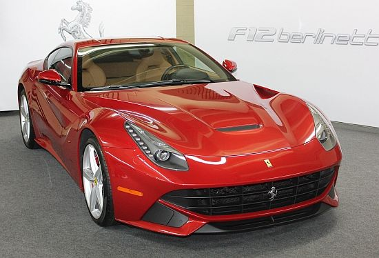 WEB LUXO - Carros de Luxo: Ferrari F12berlinetta chega ao Brasil com preço de R$…