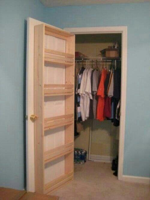 Any bedroom closet/laundry room door idea