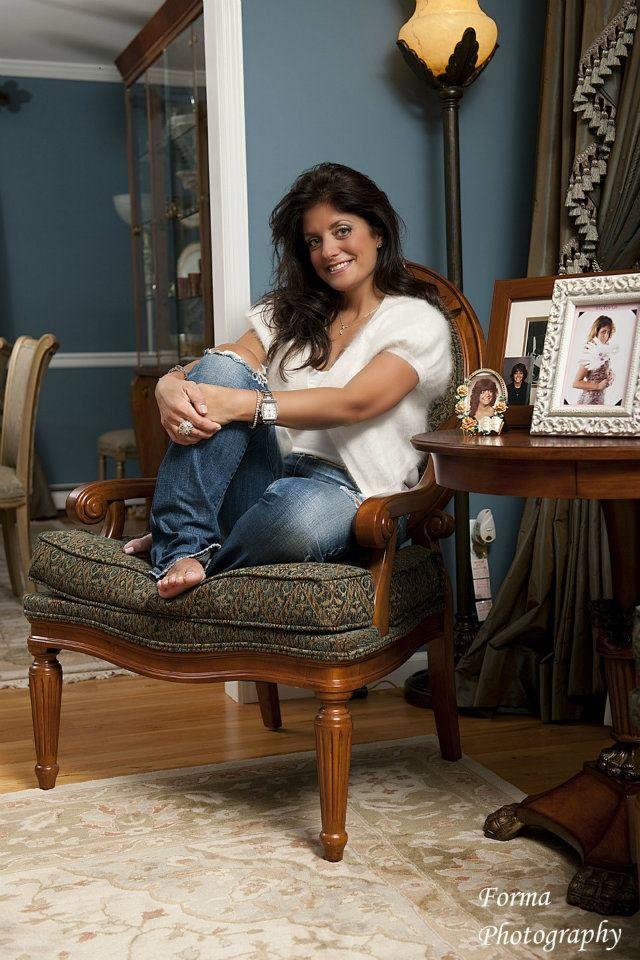 kathy wakile  | Kathy Wakile Real Housewife of NJ (leaving holiday drama behind)…