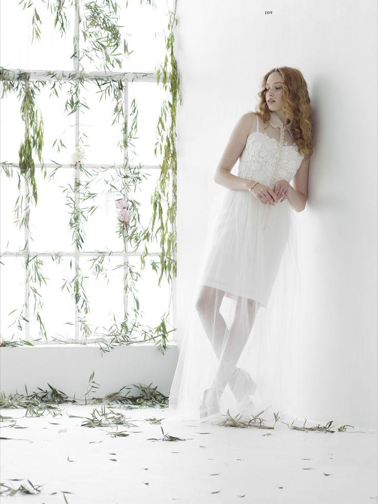 Natalie Chan 'Lottie' dress as seen in Together Journal