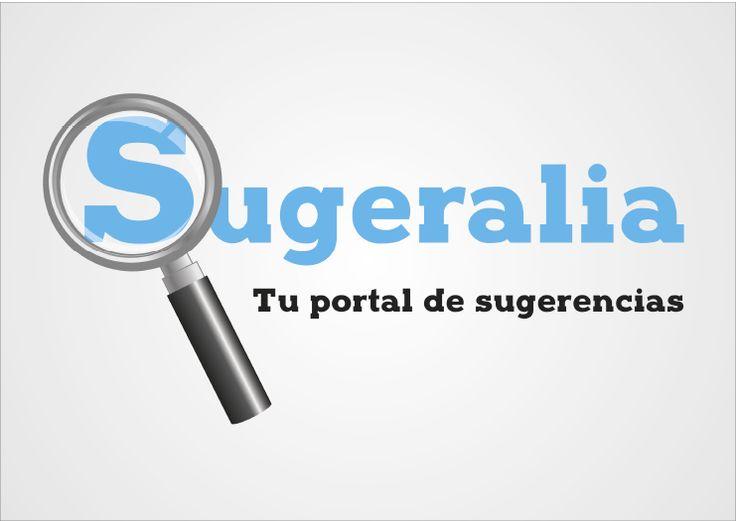 Diseño logotipo de Sugeralia. Realizado por NeoAttack
