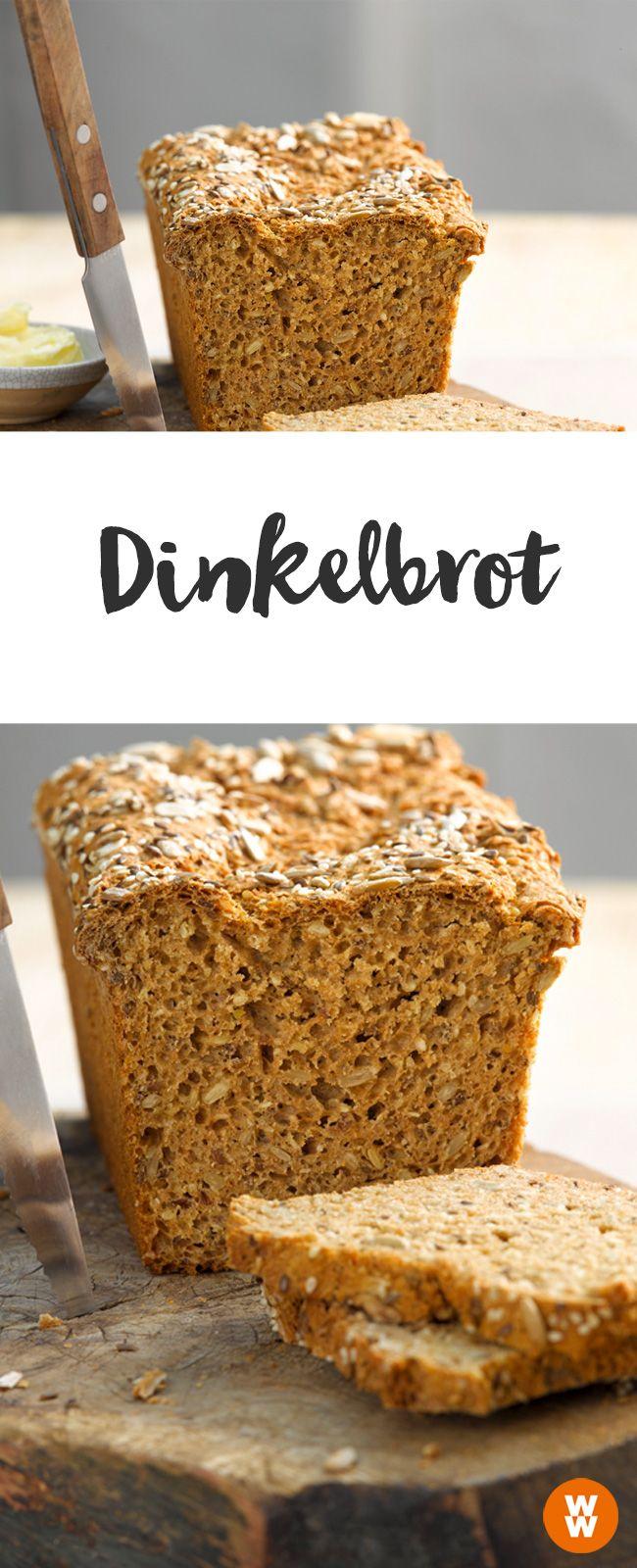 Brot kann man ganz einfach selber machen! Mit unserem Rezept ist das gar kein Pr…