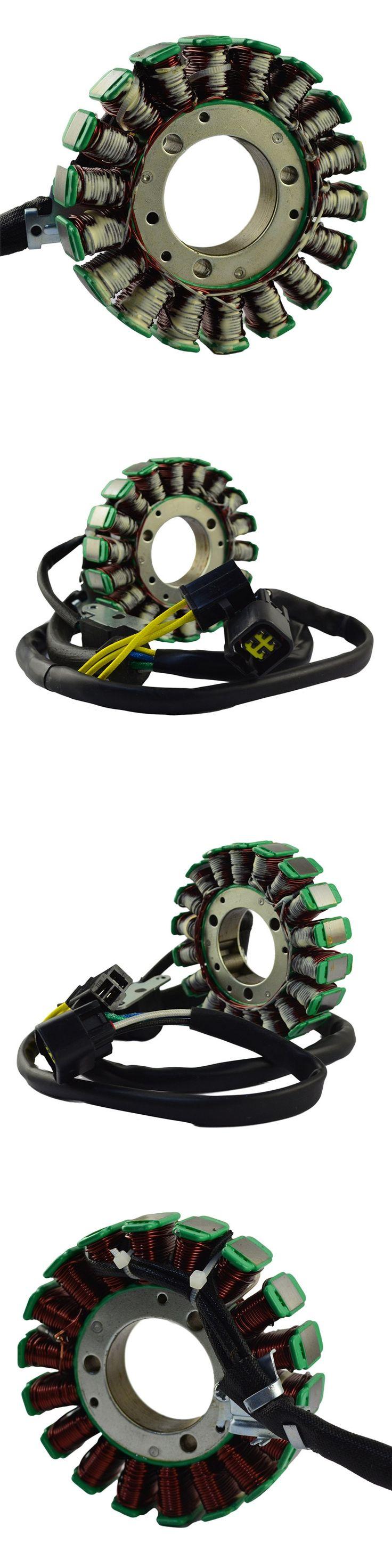 Motorcycle Generator Parts Stator Coil Comp For SUZUKI DRZ400 DRZ 400