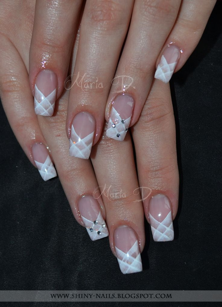 Manichiura FrenchEyes Nails Art, Eye Nails Art, Http Shiny Nails Blogspot Com