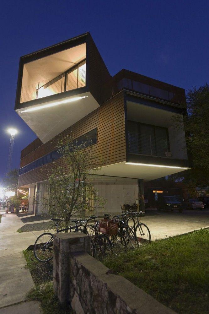 Edificio East 11th Street - Bercy Chen Studio #arquitectura