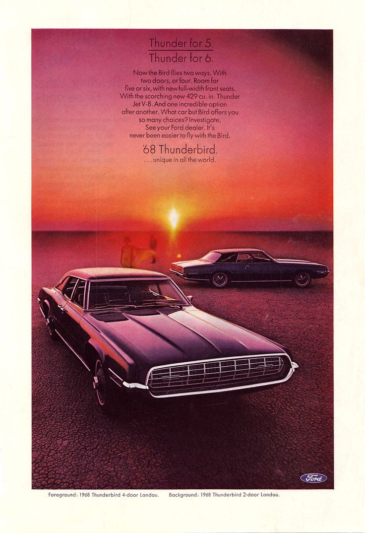 1968 ford thunderbird this was my first car only mine was canary yellow with black leather interior and moon chrome wheels