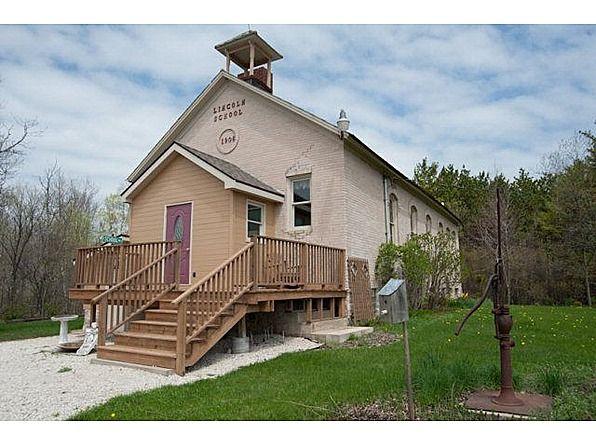 1906 School - Sturgeon Bay, Wisconsin - $89,500 - Old House Dreams