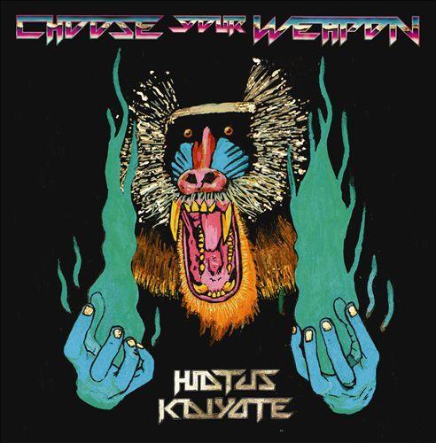 Hiatus Kaiyote | Choose Your Weapon | CD 1739 | http://catalog.wrlc.org/cgi-bin/Pwebrecon.cgi?BBID=15855057