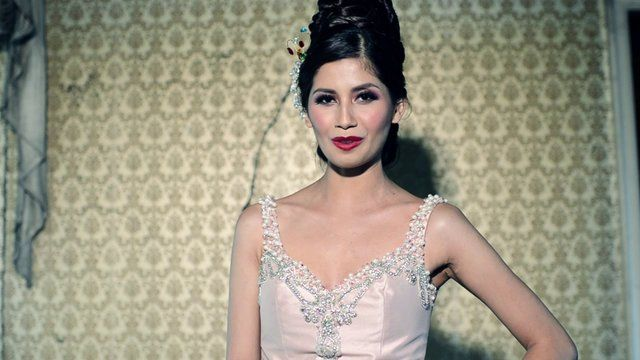 Watch this video of Ms. Shamcey Supsup, Miss Universe 2011 3rd runner-up. Shamcey headlines Couture & Culture, a John Ablaza Gala Fashion Show on Jan 18, 2014. Tickets available at http://coutureandculture-eventful.eventbrite.ca/r/eventful