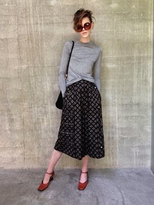 Street Scene Vintage: Cool in Culottes