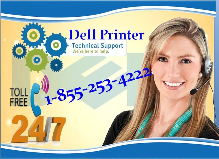 What Are The Steps To Troubleshoot Paper Jam Issue In Dell Print Machine  If you are facing problem of paper jam in Dell printer don't worry because, we will support to you, you can contact our Dell Printer Support Canada our toll-free number is 1-855-253-4222.