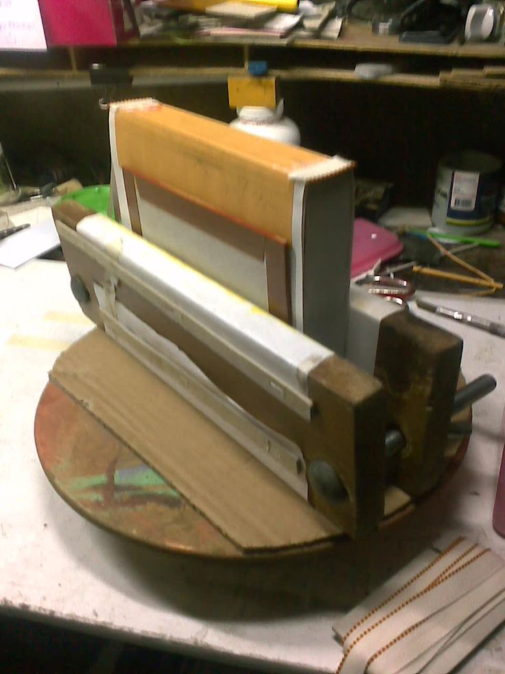 how to build bookbinders tools