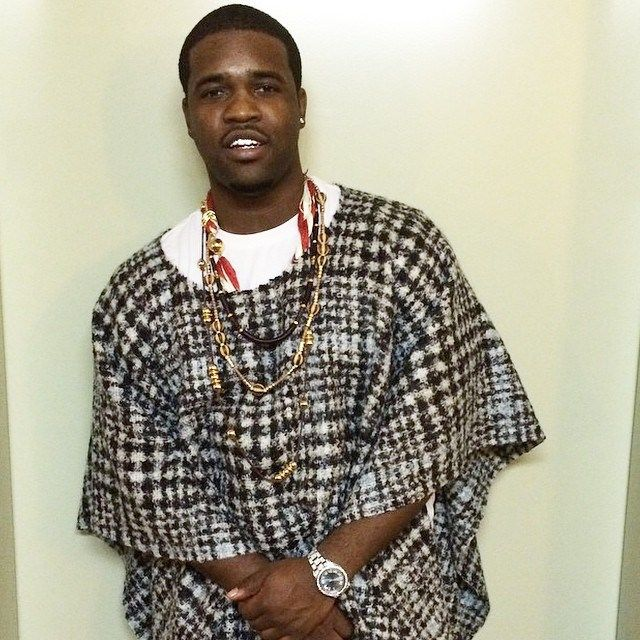 Pigalle poncho game to the top ma pope @asapferg  #pigallebasketball #giftthat #supportthemohair #ppp | yonasty's Blog