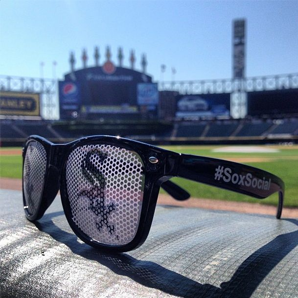 Tweet Your Re Pin To The White Sox