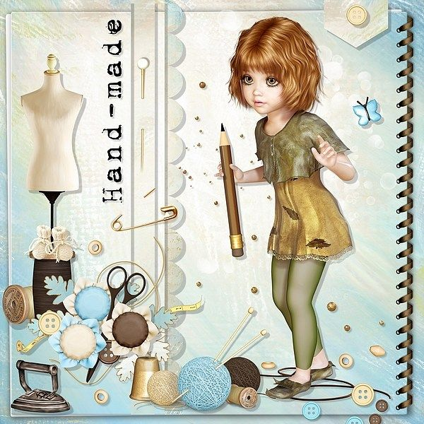Hand Made by Bel Scrap  Template by P&Co