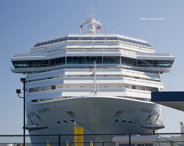 Best Cruise Ship Crew Board Images On Pinterest Cruise - Portland maine cruise ship terminal