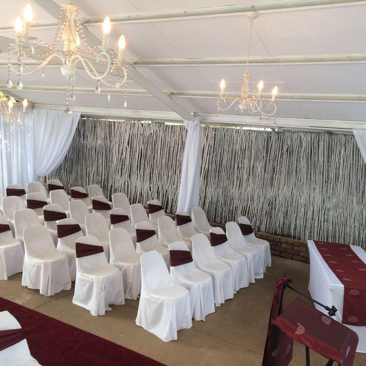 Wedding Service @ Three Oaks Function Venue in Centurion www.threeoaks.co.za