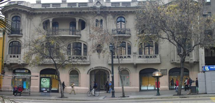 Colegio Arquitectos de Chile