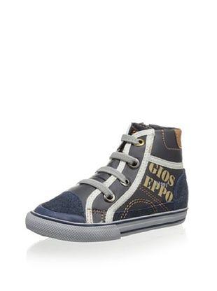72% OFF Gioseppo Kid's Moabi Hightop Sneaker (Marino)