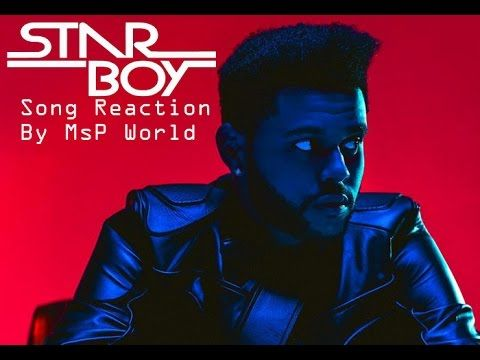 """The Weeknd """" Starboy """" Feat Daft Punk Video Lyrics & Reaction  THE WEEKND LYRICS """"Starboy"""" (feat. Daft Punk)  I'm tryna put you in the worst mood ah P1 cleaner than your church shoes ah Milli point two just to hurt you ah All red Lamb' just to tease you ah None of these toys on lease too ah Made your whole year in a week too yah Main bitch out your league too ah Side bitch out of your league too ah Starboy is the upcoming third studio album by Canadian singer and songwriter The Weeknd. It is…"""