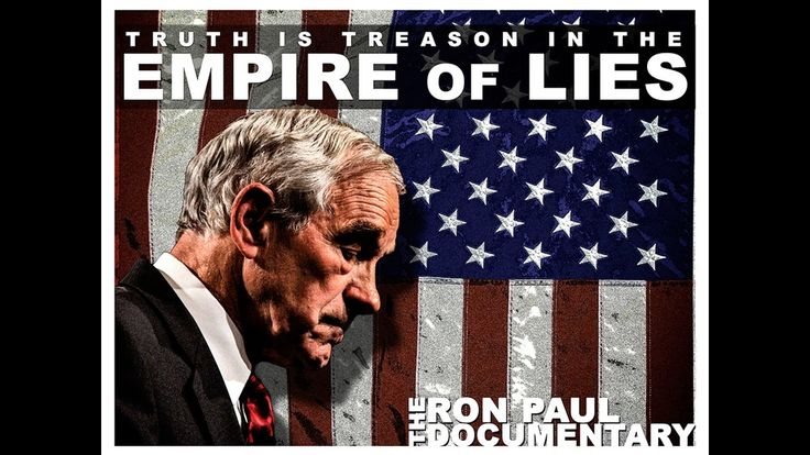"""""""We Need To Get The Truth Out"""" – Ron Paul  With your help we can share Liberty Champion Ron Paul's battle with the Warfare State, the Fed, Printing Press Money & the Lapdog Press"""