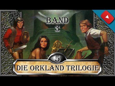 Let's Play der drei Bände der Orklandtrilogie, der ersten DSA-Kampagne aus den 1980er Jahren