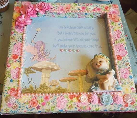 Hey, I found this really awesome Etsy listing at https://www.etsy.com/uk/listing/472879797/8-x-8-deep-picture-frame-fairies