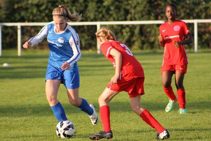 Football - U18/F (67), Groupe A | Eva Kuhn, l'étoile montante | Les Infos du Sport