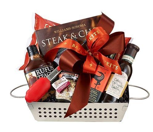 BBQ Sizzler Gift Basket