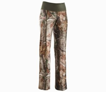 Under Armour Womens Evo Camo Pants - Sportsmans Warehouse