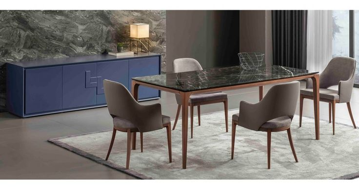 Estetik tarzda klasik mobilya modelleri denildiğinde akla gelen ilk markalardan biri olan Lazzoni mobilyanın yeni sezonda birlikte satışa sunduğu yemek odaları arasında Neva yemek odası işlevsel bir yapıyla birlikle mobilya fiyatları dengesinin tam ortasında yer alıyor. Lazzoni Mobilya Neva Yemek Odası küçük odaları geniş yaşam alanlarına çeviren , alışılmışın dışında bir görünümle evinizi renklendiren vakur bir duruşa sahip. Yemek odası içeriğinde konsol , konsol aynası , yemek masası ve 4…