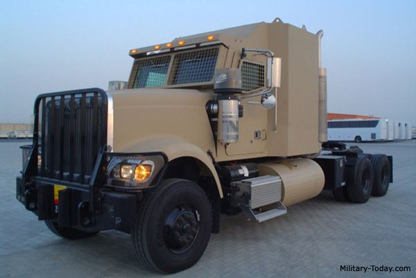 Navistar International 5000 Series Heavy Equipment Transporter ...