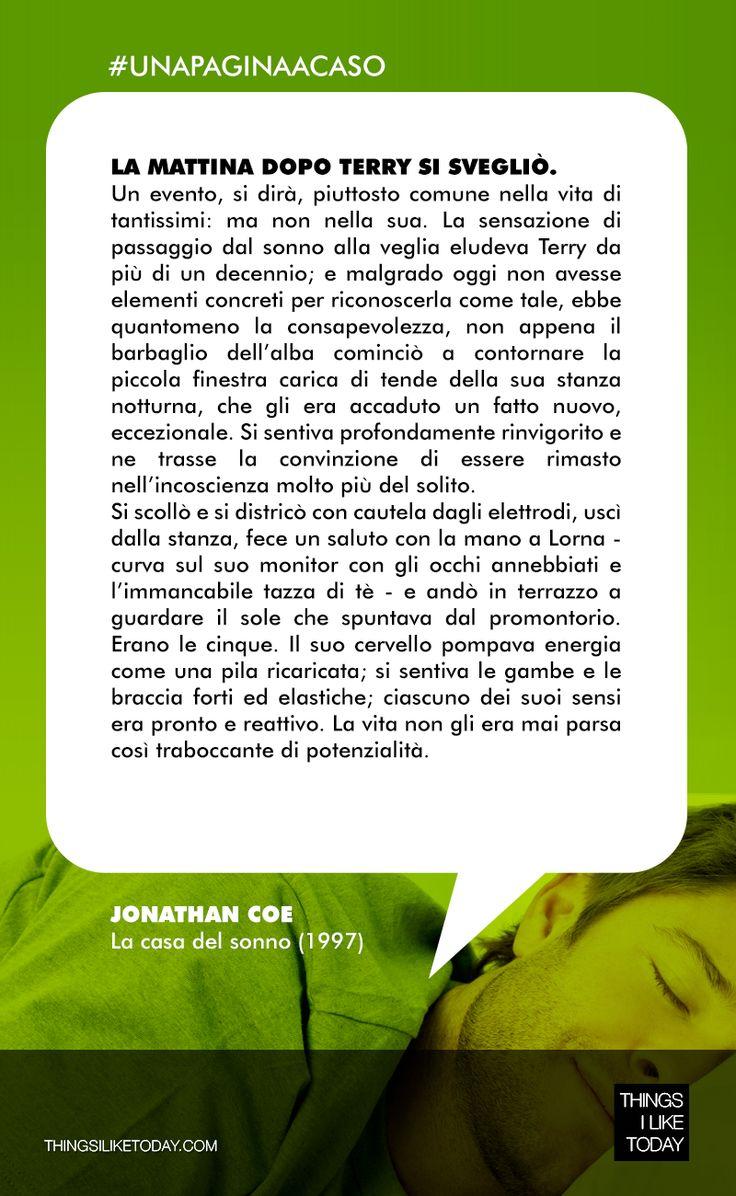 #unapaginaacaso Fra Salti Temporali, Cambi D'identit�, Sonno Sogni E Realt�  Si