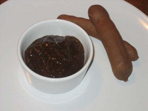 Receta Salsa de tamarindo para La cocina de ile