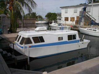 trailerable houseboat plans - Google Search